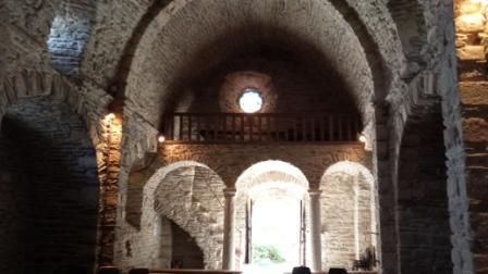 Eglise de Bonnevaux