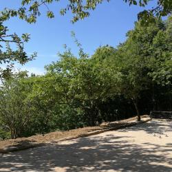 Terrain de pétanque du mas Castagnère
