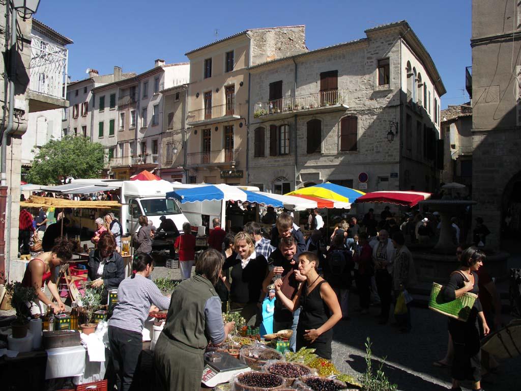 Gite Castagnere 4* en Cévennes - Marché des Vans