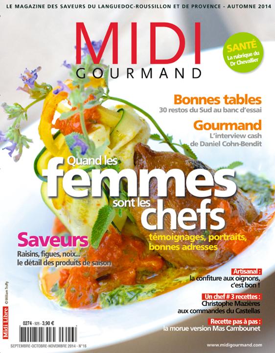 Midi Gourmand, n°16