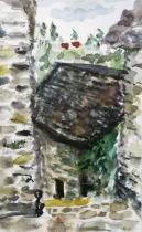 Peinture Castagnere en Cévennes