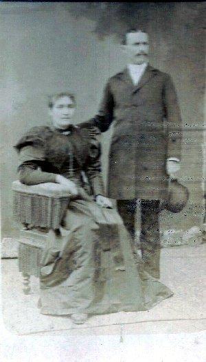 Clementine et Alfred Martin