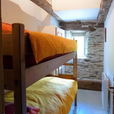 Chambre cabine du gite Castagnère 4* en Cévennes